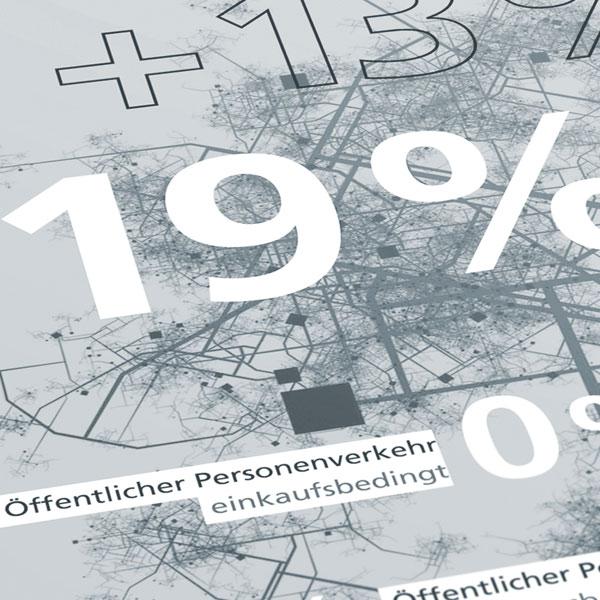 Inhaltliches und visuelles Konzept für den Nahverkehrsplan der Stadt Nürnberg